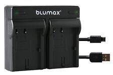 Akku Dual Ladegerät für Canon EOS 5D 10D 20D 20Da 30D |90108-90311|