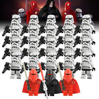 23Pcs Star Wars Trooper Clone Soldier Minifigure Building Block Assembly DIY Toy