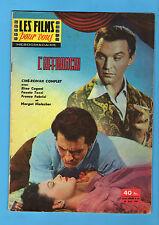 ►ROMAN PHOTO LES FILMS POUR VOUS 23/1957 - L'AFFRANCHI - ELISA CEGANI - TOZZI