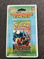 Blister Pokemon Noir et Blanc Dragons Exaltés Illustration Leviator Fr