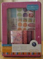 Ki Memories Birthday Cardmaking Gift Tin - Makes 20 Cards - 800+ pc NEW
