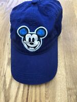 Mickey Mouse Epcot Walt Disney World Baseball Cap Hat Adjustable