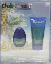 Club Med My Ocean Gift Set for Her = EDT Spray .33 oz. + Hair & Body Wash 1.8 oz