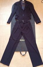 EMPERIO ARMANI WOMENS BROWN JACKET SIZE 44 AND TROUSERS SIZE 40