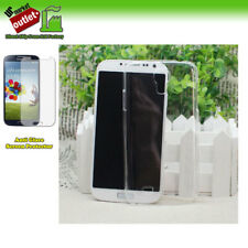 Thin Clear Hard Case Cover Anti Glare Protector Film for Samsung Galaxy S4 i9500