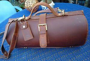 Arzttasche, Reisetasche, Weekender Leder, unbenutzt