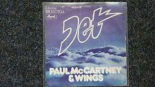 Paul McCartney & Wings (Beatles) - Jet 7'' Single