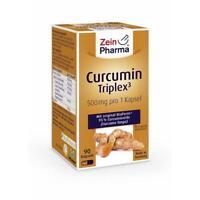 CURCUMIN-Triplex3 500 mg/Kap.95% Curcumin+BioPerin 90 St