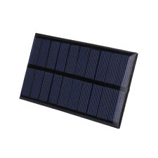 5V 1W Solar Panel Polycrystalline Solar Cells Battery Phone Charger Power DIY