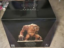 Star Wars Gentle Giant Rancor & Handler Limited Edition Statue Edition 929/2000