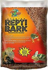 New listing Zoo Med Reptile Bark Fir Bedding 8 Quarts
