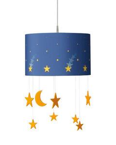 Kico Maripo Stars & Moon Novelty Ceiling Light - 40426/35/10