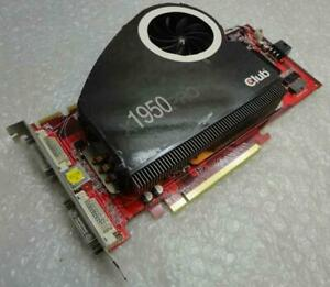 Genuine 256MB Club3D CGAX-P1952 ATI X1950 ProDual DVI PCIe Graphics Card