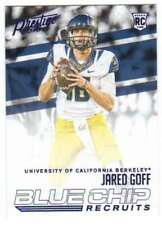 2016 Panini Prestige Blue Chip Recruits #11 Jared Goff RC Rookie Rams