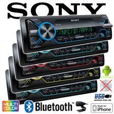 Sony DSX-A416BT | Bluetooth MP3/USB MultiColor iPhone  Android Autoradio Telefon