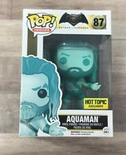 Funko Pop! Heroes Aquaman #87 Batman vs Superman Hot Topic Exclusive DC Comics