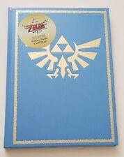 Zelda Skyward Sword Collectors Hardback Book Guide NEW SEALED