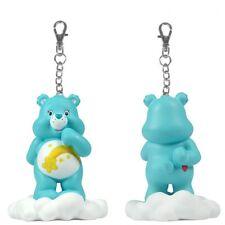 Care Bears Share a Bear Series 2 Blue Wish Bear On Cloud Keychain NEW Toys