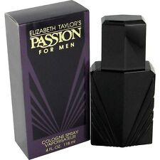 PASSION 118ML EDC PERFUME SPRAY MEN BY ELIZABETH TAYLOR