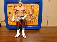 Dolph Ziggler wwe Mattel 2017 wrestling action figure rare