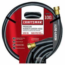 NEW Craftsman Garden Hose 100 ' X 5/8