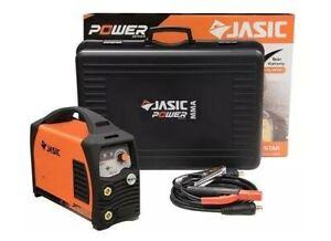 Jasic Power ARC 180 se 230v 180 Amp Inverter ARC Welder PACKAGE WELDING MACHINE