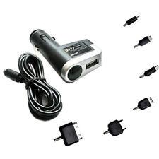 H22 KFZ Auto Ladegerät Netzteil USB Adapter Zigarettenanzünder 12V + 6 Adapter