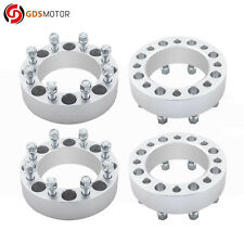 """4pc 2"""" Wheel Spacers for Dodge Ram 2500 1994-2010 8x6.5 with 9/16"""" Studs"""