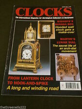 March Horology Clocks Antiques & Collectables Magazines
