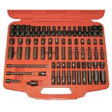 "ATD 71 Pc. 1/4"" Dr. SAE & Metric Impact Socket Set 2271"