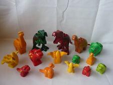 LEGO Duplo Dinosaurier: Langhals Dino, T-Rex, Flugsaurier aus 5598, 5597, 5596