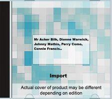 Mr Acker Bilk, Dionne Warwick, Johnny Mathis, Perry Como, Connie Francis...