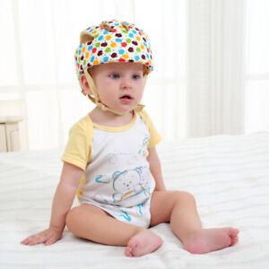 Walking Crawling Infant Toddler Safe Helmet Baby Head Protection Anti-shock Hat