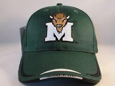 011608c045c Marshall Thundering Herd NCAA Vintage Adjustable Strap Cap Hat