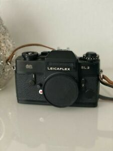 Leicaflex Leitz Wetzlar SL2 Kamera