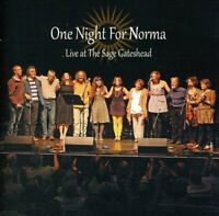 One Night For Norma - Live at The Sage, Gateshead [CD]