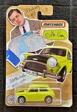 MATCHBOX Mr Bean Mini Cooper New 2020 Mini Cooper 30/100