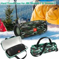 Hard Cover Case for JBL Xtreme 2 Portable Bluetooth Waterproof Speaker Camo
