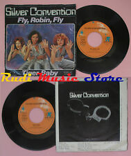 LP 45 7''SILVER CONVENTION Fly robin fly Tiger baby germany JUPITER no cd mc*dvd