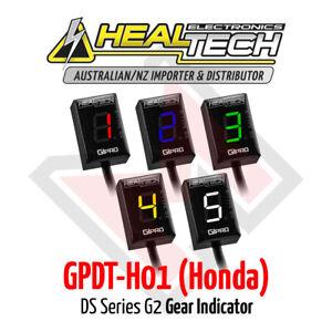 Healtech GiPRO DS Series G2 Gear Indicator GPDT-H01 Honda FREE EXPRESS SHIPPING