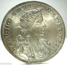 NAPOLI (CARLO II di Spagna) Ducato 1693-SPL