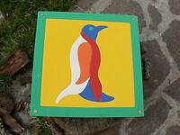 NUOVO Puzzle ad incastro in spugna dura pinguino