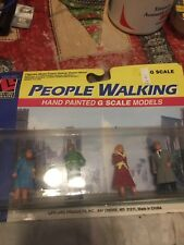 Life-Like G-Scale People Walking Part # 517174