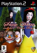 Snow White and the 7 Clever Boys for Playstation 2 (2007 , PAL)
