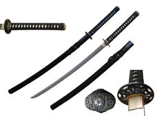 "41.5"" Dharma-Ken Katana Sword Hand Forge Full Tang 1060 Carbon Steel Blade NEW"