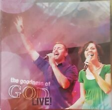 In The Father's Presents The Goodness of God Live! CD