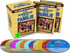 EINE SCHRECKLICH NETTE FAMILIE, Die komplette Serie (33 DVDs) NEU+OVP