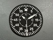 watch dial made for ETA Unitas 6497-1 movement * big pilot aviator navigator