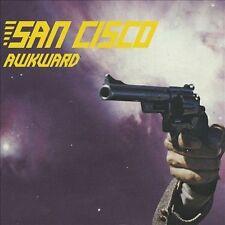 Awkward [Ep] [Digipak] by San Cisco (Cd, Oct-2012, Fat Possum)