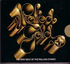 "ROLLING STONES ""Rolled Gold+"" 2 CD-Set Decca POP-UP RAR"